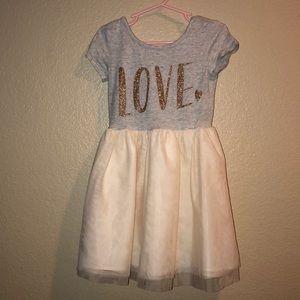 EUC Old Navy tutu dress 4T